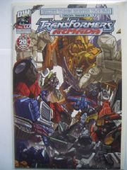Transformers Armada More Than Meets The Eye Guidebook #3 2003